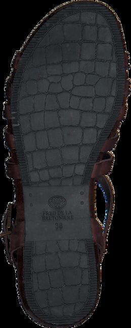 Braune FRED DE LA BRETONIERE Sandalen 170010028 - large