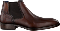 Braune BRAEND Chelsea Boots 24986  - medium