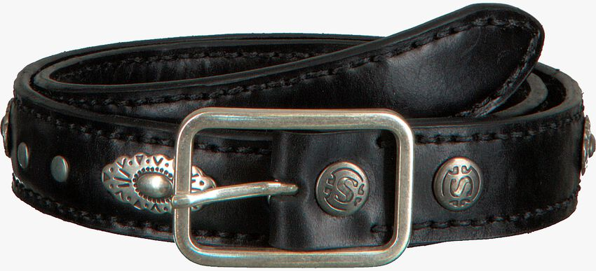 Schwarze SENDRA Gürtel 1155  - larger