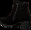 Schwarze GABOR Stiefeletten 603.1  - small