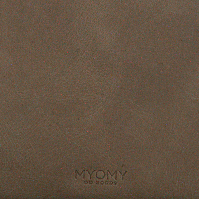 Taupe MYOMY Handtasche MY CARRY BAG MINI  - large