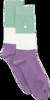 Blaue Alfredo Gonzales Socken NOTORIOUS PIG  - medium