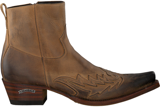 brown SENDRA shoe 11783  - large