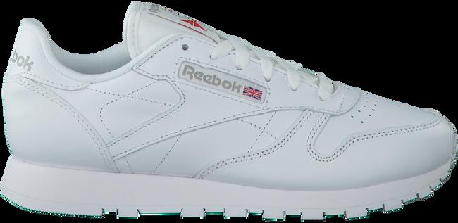 Weiße REEBOK Sneaker CL LEATHER WMN - large