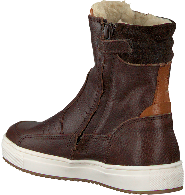 Cognacfarbene VINGINO Ankle Boots SPIKE - large