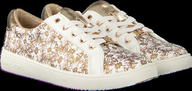 Weiße MICHAEL KORS Sneaker ZIVYFLOR  - large