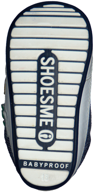 Blaue SHOESME Babyschuhe BP7S014 - large