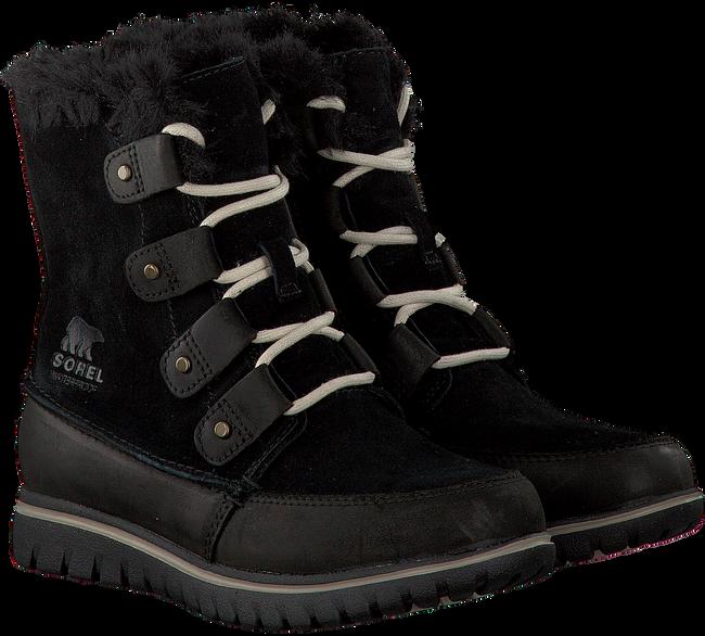 Schwarze SOREL Ankle Boots COZY JOAN - large