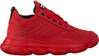 Rote RED-RAG Sneaker low 13333  - medium