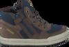 Braune GEOX Sneaker J64A4B - small