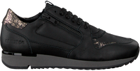Schwarze RED-RAG Sneaker low 76772  - medium