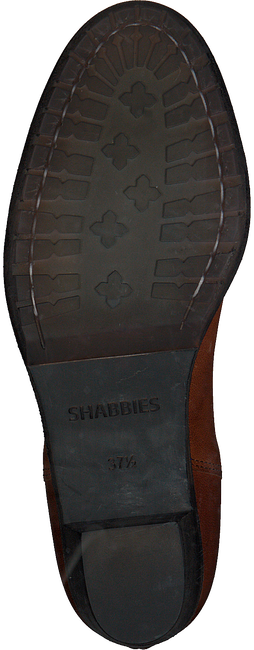 Cognacfarbene SHABBIES Stiefeletten 182020094 - large