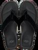 Black UGG shoe BEACH FLIP  - small