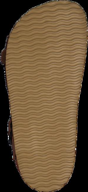 Cognacfarbene DEVELAB Sandalen 48003 - large