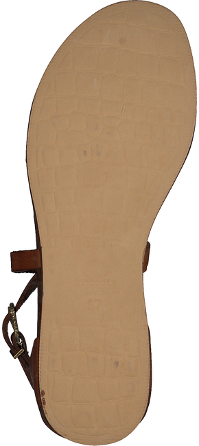 Braune FRED DE LA BRETONIERE Sandalen 170010108 FRS0656  - large