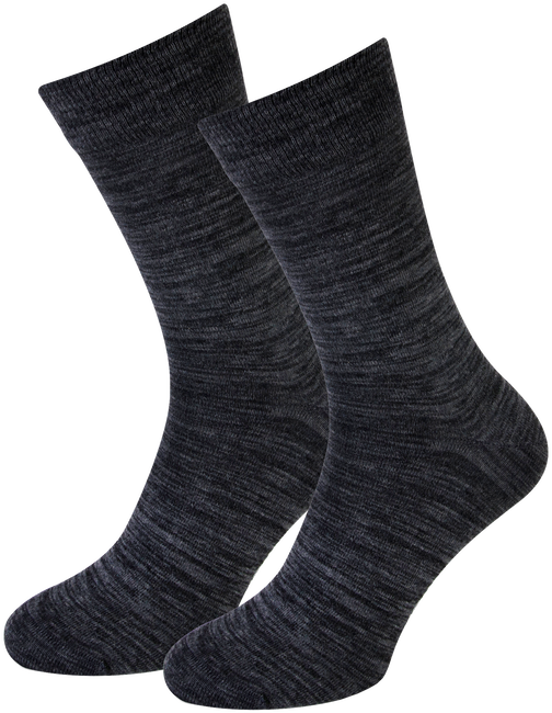 Graue MARCMARCS Socken RED ROME COTTON - large