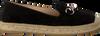 Schwarze KANNA Espadrilles KV8006  - small