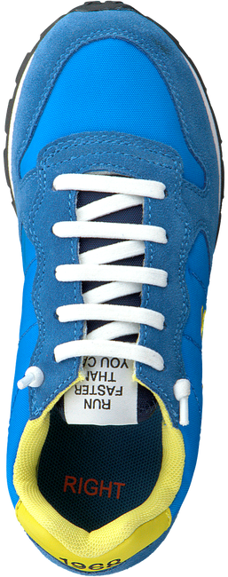 Blaue SUN68 Sneaker low TOM SOLID  - large