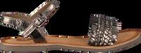 Silberne GIOSEPPO Sandalen 48616  - medium
