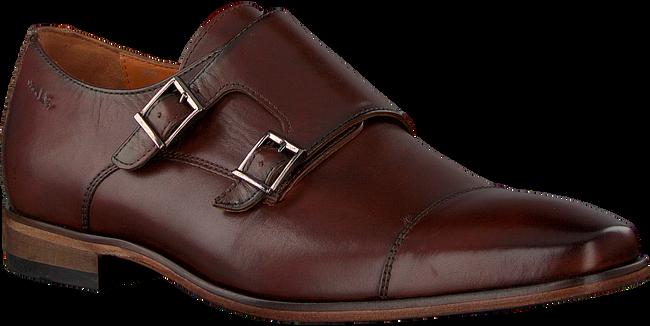 Cognacfarbene VAN LIER Business Schuhe 1958909  - large