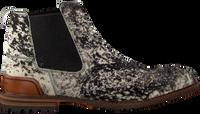 Schwarze FLORIS VAN BOMMEL Chelsea Boots 20051  - medium