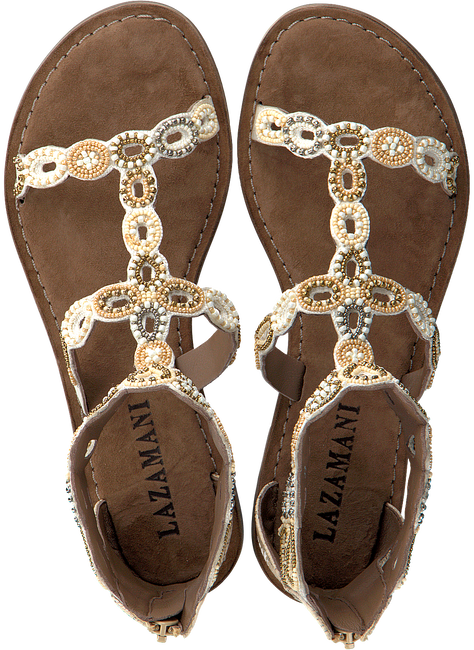 white LAZAMANI shoe 75.586  - large