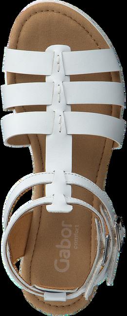 Weiße GABOR Sandalen 744 - large