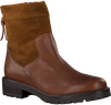 Cognacfarbene OMODA Ankle Boots 44535  - small
