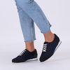 Blaue HASSIA Sneaker low PIACENZA 1658  - small