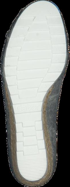 Silberne GABOR Espadrilles 592 - large