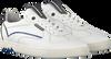 Weiße FLORIS VAN BOMMEL Sneaker 16342  - small