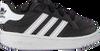 Schwarze ADIDAS Sneaker low TEAM COURT EL I  - small