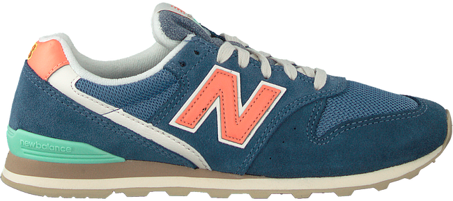 Blaue NEW BALANCE Sneaker low WL996  - large