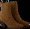 Braune LOLA CRUZ Cowboystiefel 294T30BK-D-I19  - small