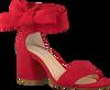 Rote FABIENNE CHAPOT Sandalen SHS-16-PMP-SS19 SELENE HEELED  - small