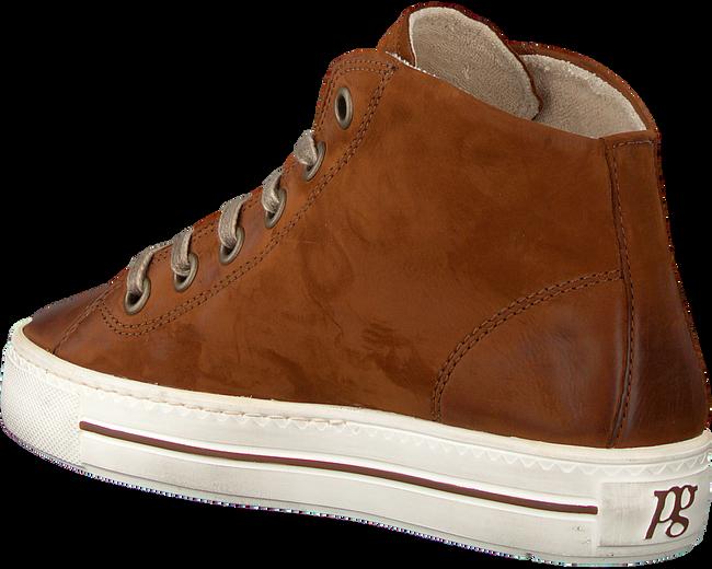 Cognacfarbene PAUL GREEN Sneaker 4735  - large