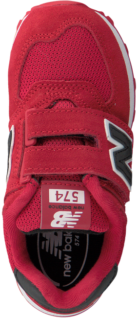 Rote NEW BALANCE Sneaker KV574 - large