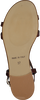 Cognacfarbene SCAPA Sandalen 21/19245CR  - small