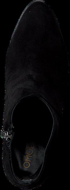 Schwarze OMODA Stiefeletten 7425 - large