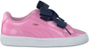 Rosane PUMA Sneaker BASKET HEART PATENT KIDS - small