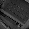 Schwarze EST'SEVEN Umhängetasche EST' LEATHER BAG MIREL  - small