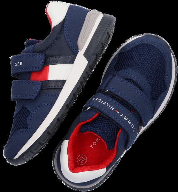 Blaue TOMMY HILFIGER Sneaker 30481  - large