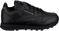 Schwarze REEBOK Sneaker CLASSIC LEATHER KIDS - medium
