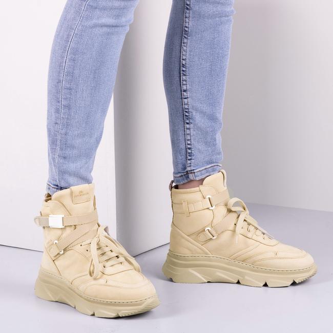Beige COPENHAGEN FOOTWEAR Sneaker low CPH45  - large