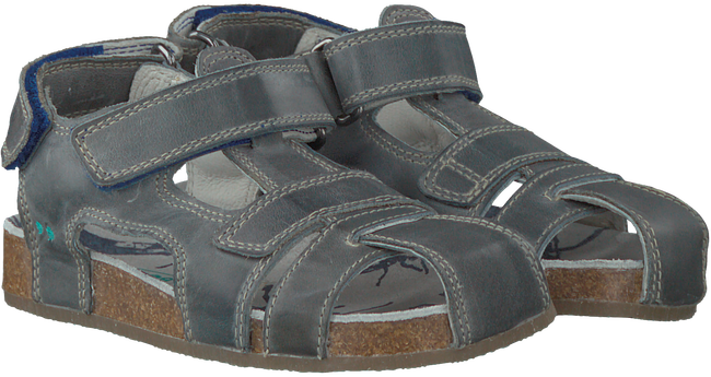 Blaue BUNNIES JR Sandalen GEO GAAF - large