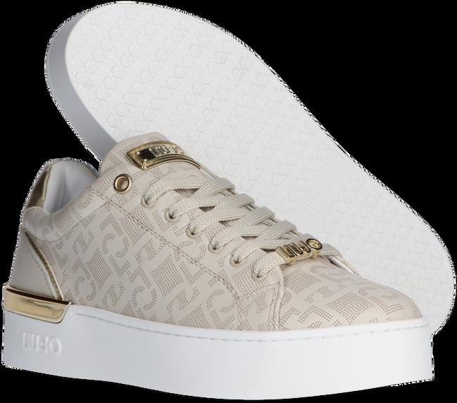 Weiße LIU JO Sneaker low SILVIA 32  - large