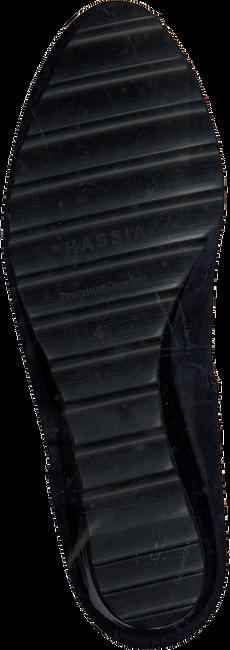 Blaue HASSIA Stiefeletten 2183 - large