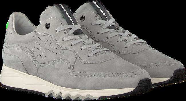 Graue FLORIS VAN BOMMEL Sneaker 16093  - large