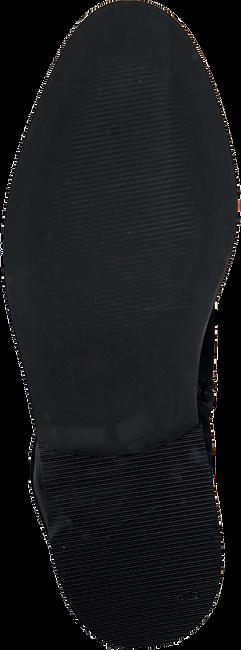 Schwarze OMODA Schnürstiefel R16136 - large