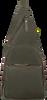 Bronzefarbene EST'SEVEN Umhängetasche EST' LEATHER BAG MIREL  - small